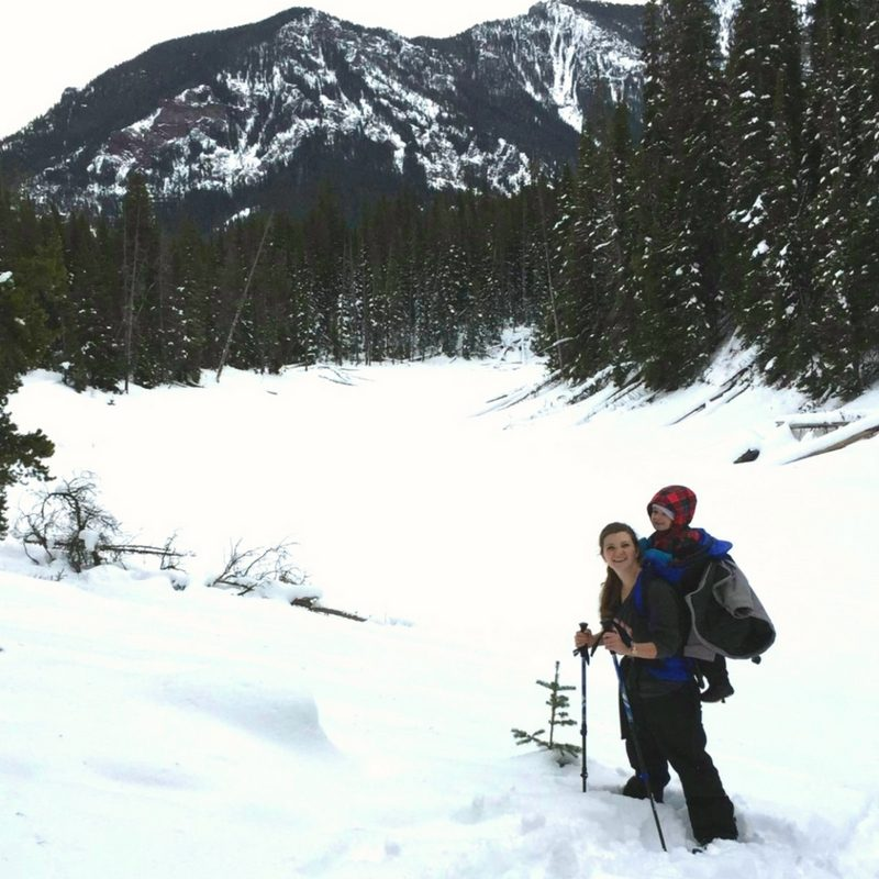 snowshoeing, physical therapy bozeman