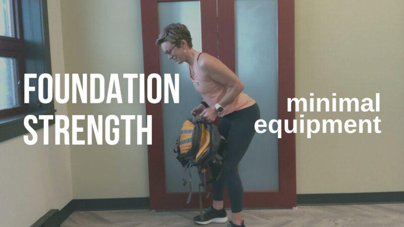 Minimal Equipment Strength Training