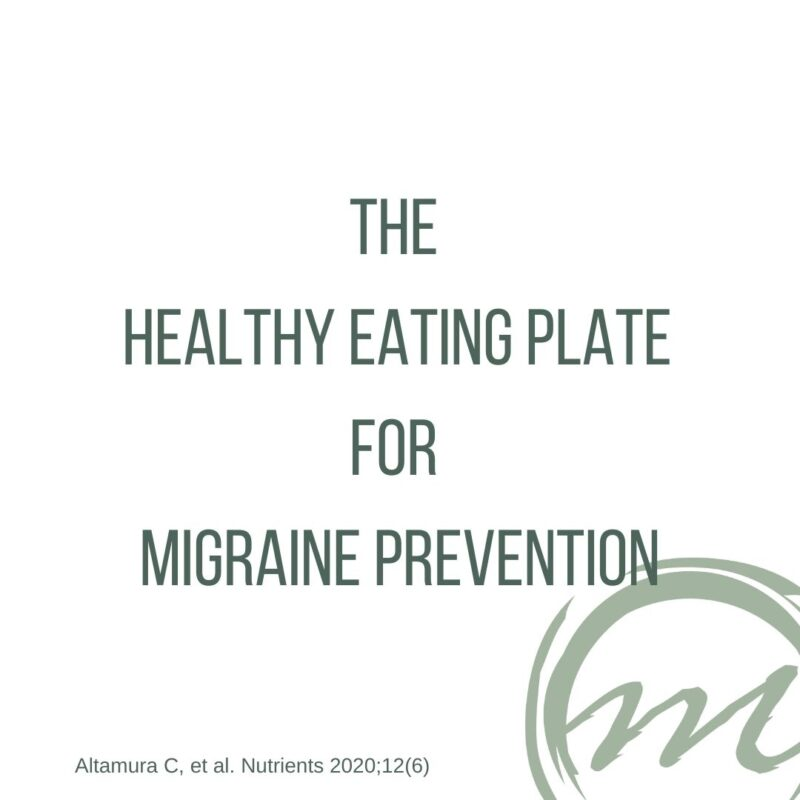 migraine and diet
